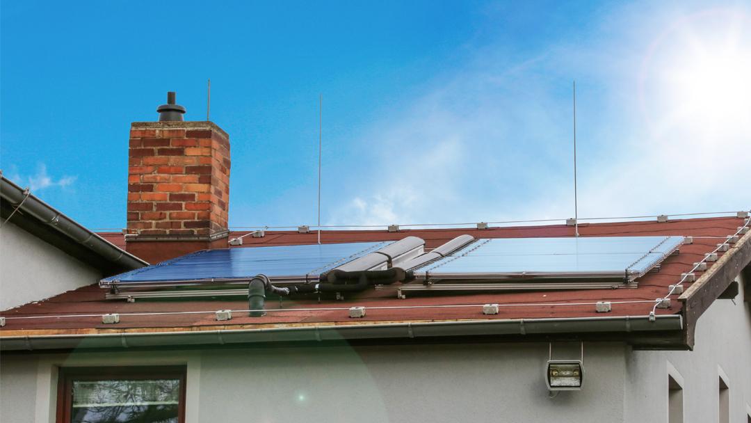 Bastorf Solaranlage nah