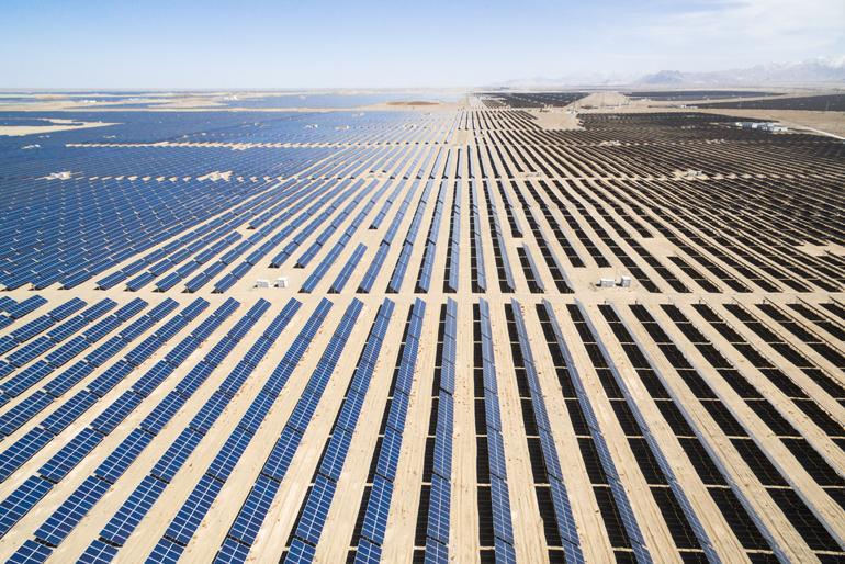 Photovoltaik-Strom aus der MENA-Region