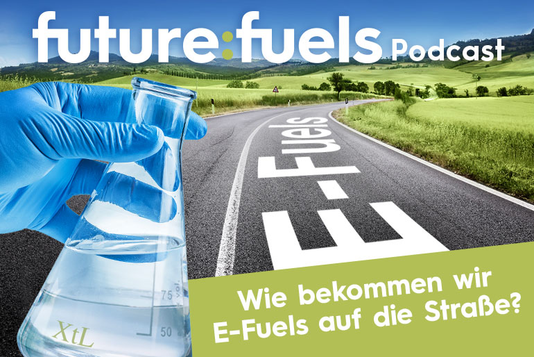 E-Fuels in der Praxis