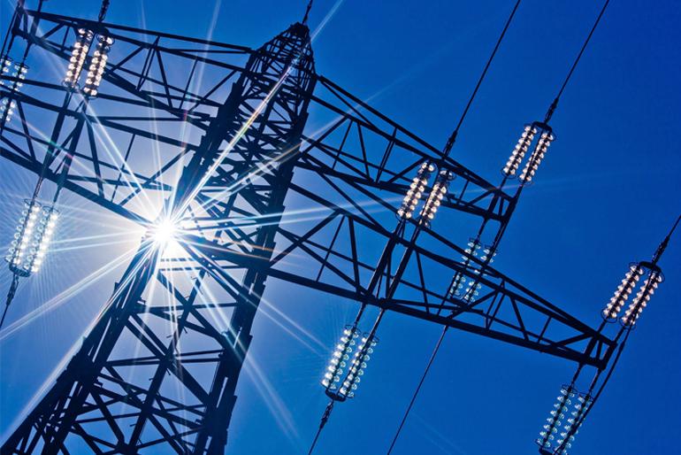 Entwicklung Strombedarf in Deutschland