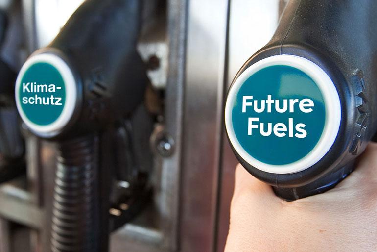 Mit Future Fuels Klimaschutz tanken