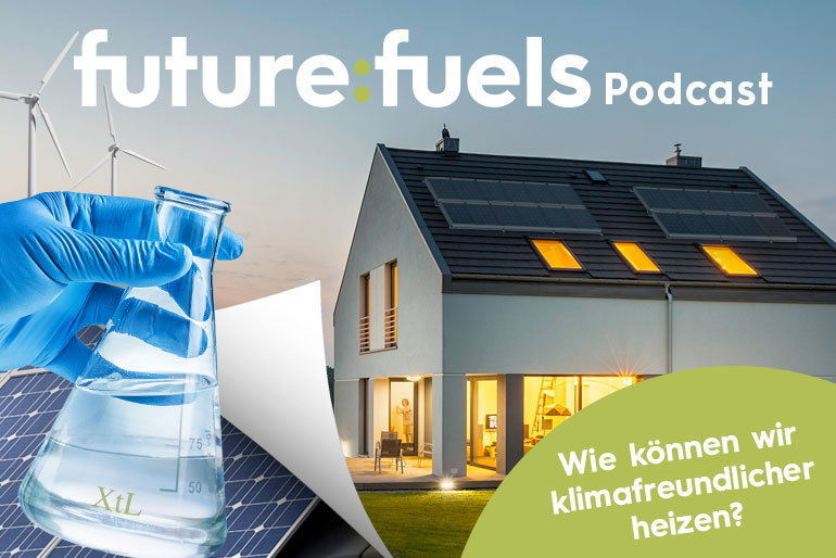 Podcast klimafreundlich heizen