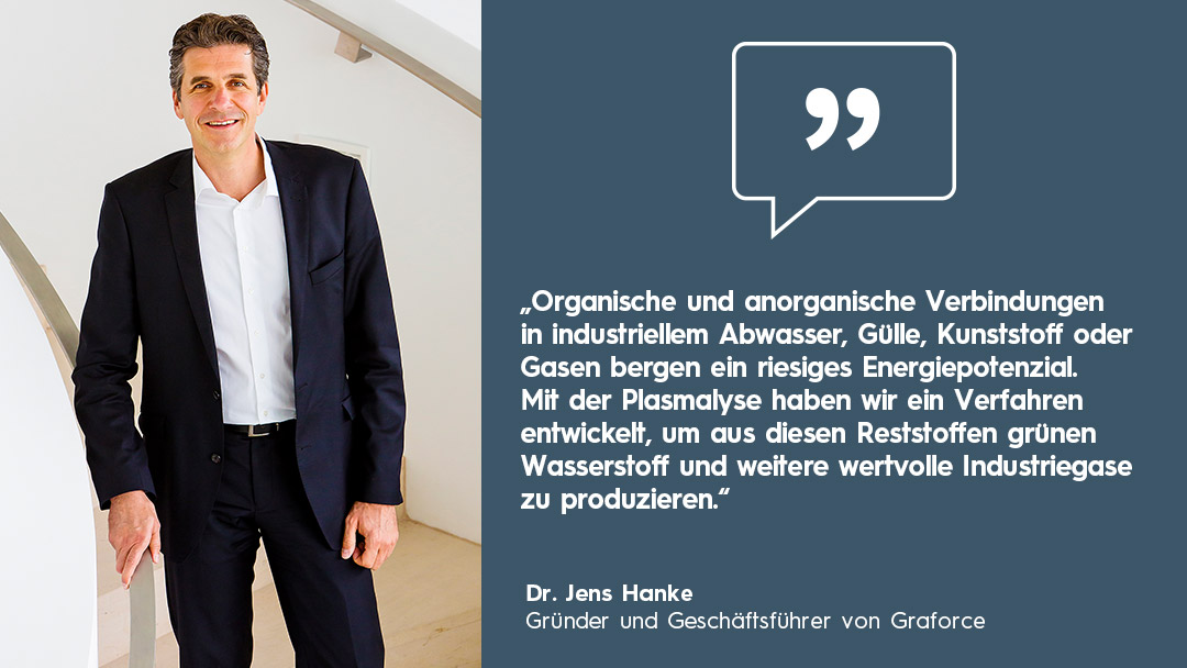 Zitatbild Jens Hanke Plasmalyse