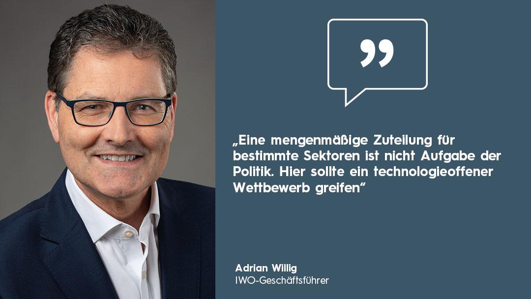 Zitat Adrian Willig Wasserstoffstrategie