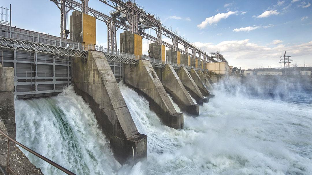 Wasserkraftwerk Norsk Vind für E-Fuels
