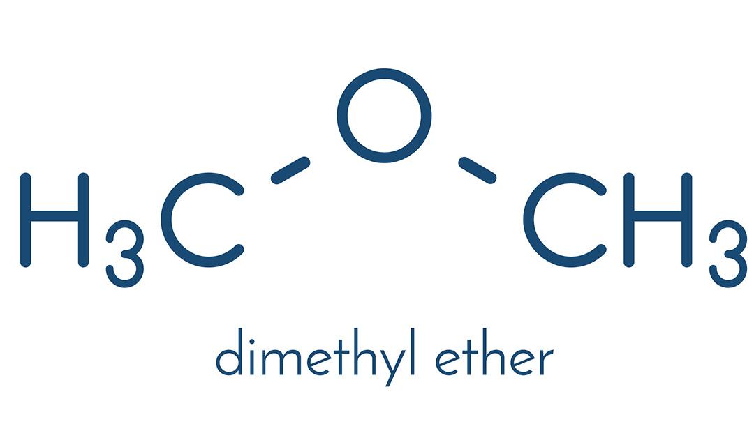 Formel Dimethylether