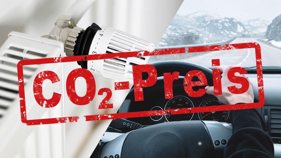 Heizung Auto CO2-Abgabe ab 2021