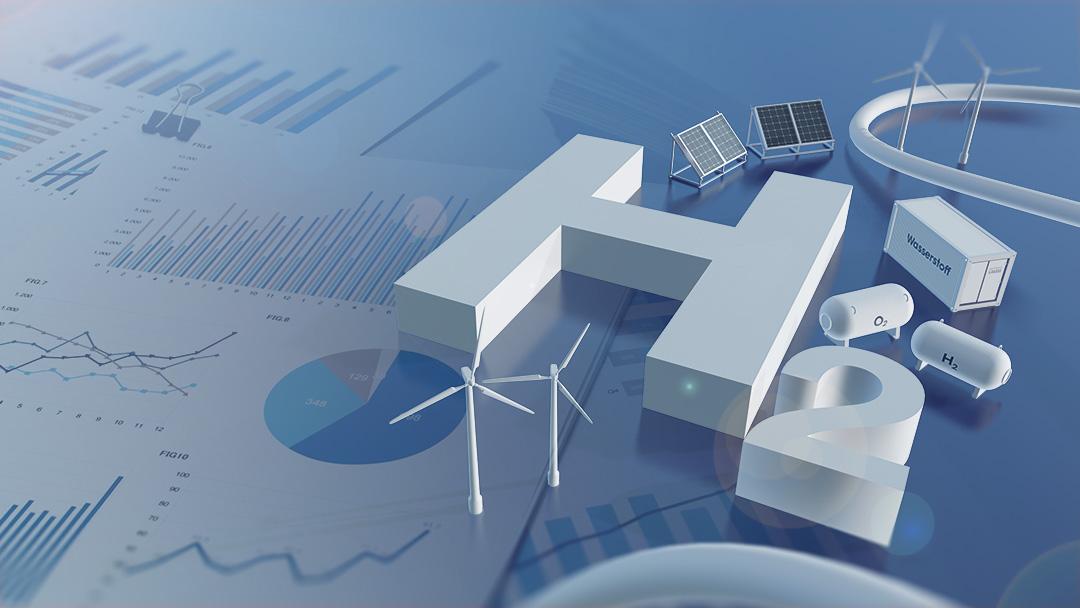 Grafik Wasserstoffwirtschaft