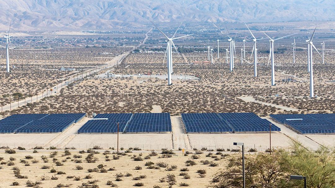 PtX in Europa PV- und Windanlagen
