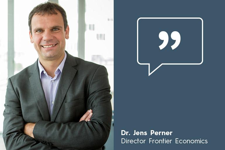 Reform der Energisteuer- Interview mit Jens Perner von Frontier Economics