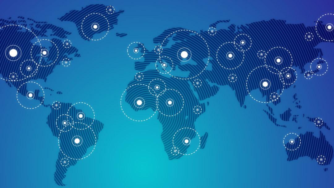 PtX-Atlas 2021 Weltkarte
